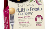 A bag of The Little Potato Company's easy sides - mini potatoes ready to eat